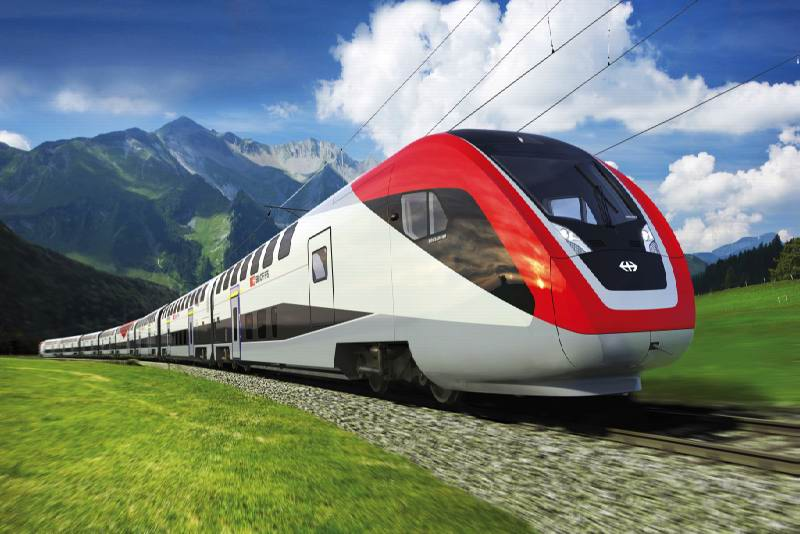 Болгария и Греция намерены построить скоростную железнодорожную магистраль.