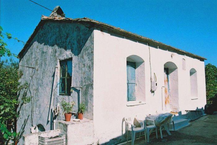 Dörfer in üppiger Natur - Ikaria im Sommer der Krise 2012, Teil 1