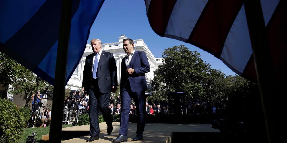 Τραμπ και Τσίπρας υποψήφιοι για το Νόμπελ Ειρήνης σύμφωνα με το σουηδικό πρακτορείο ειδήσεων