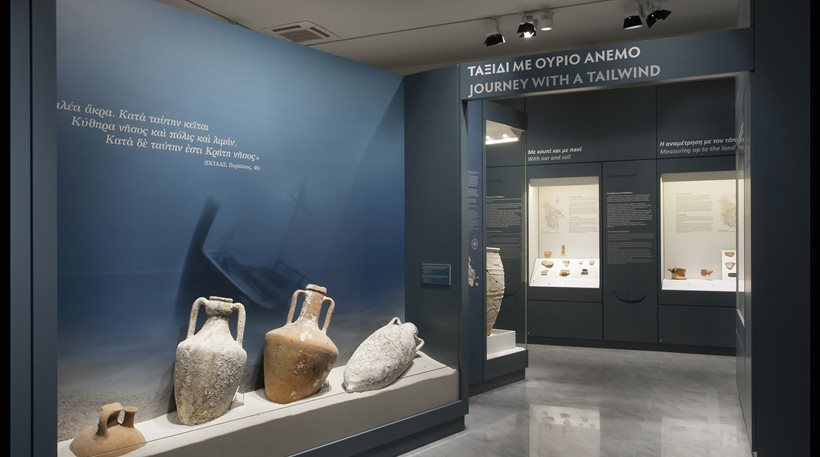 The Archaeological Museum of Kythera Opens its Doors in May
