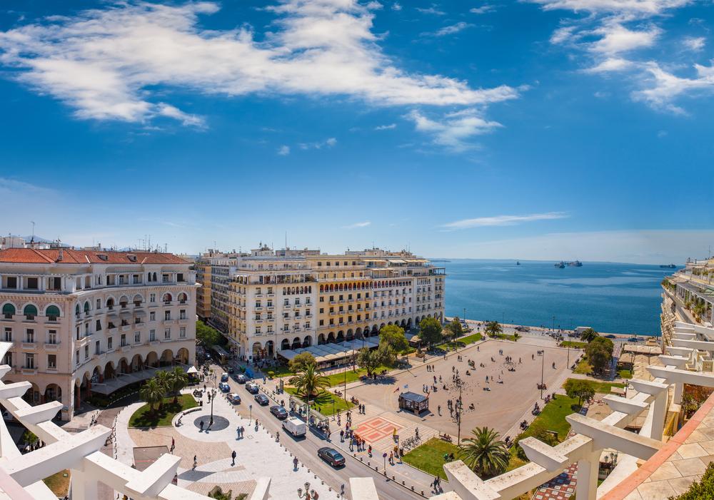 Ринок нерухомості в Салоніках демонструє стрімке зростання