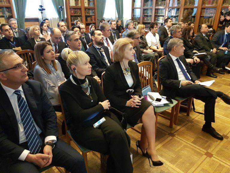 Τουριστική «γνωριμία» Ελλάδας-Ρωσίας στη Μόσχα