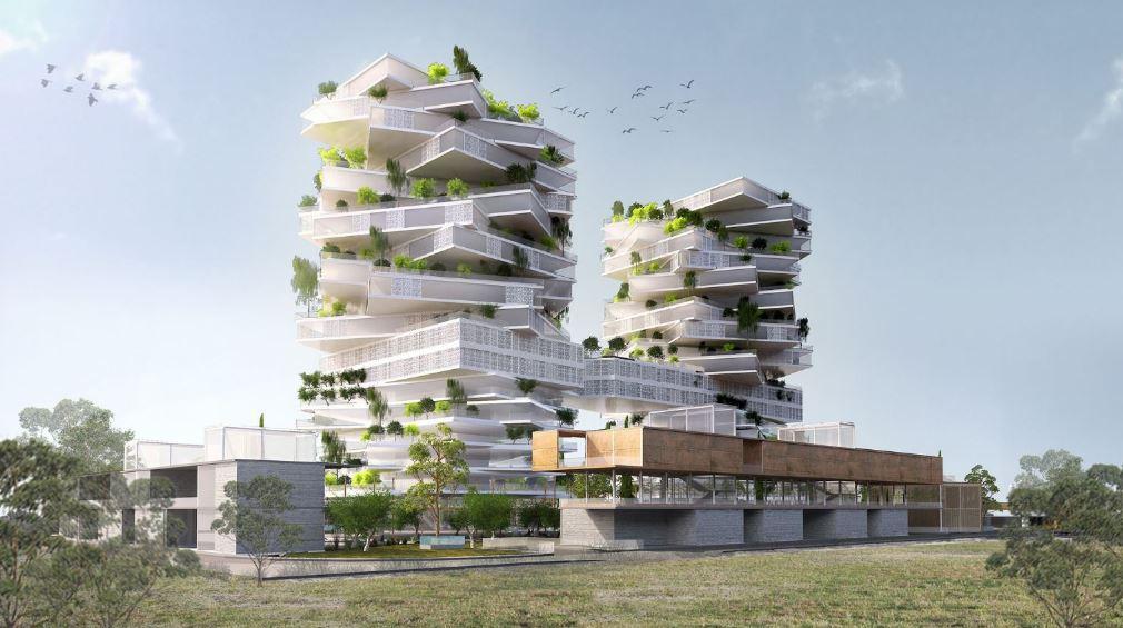 Building in Larnaca