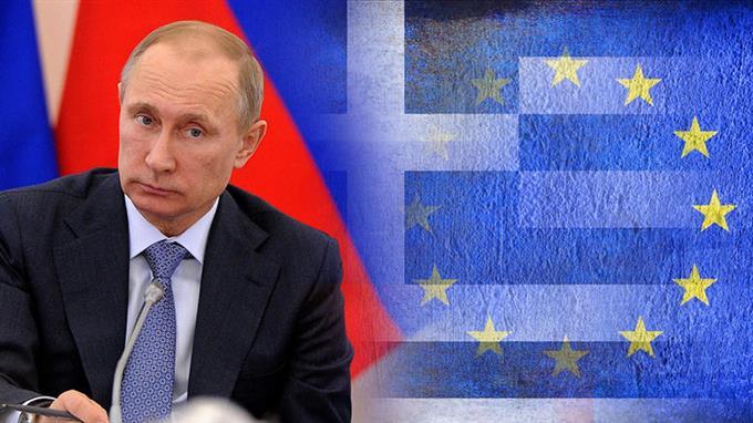 Путин едет в Афины и на Афон