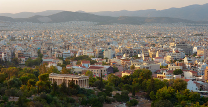 Greek Property Market Still on Downward Trend