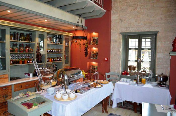 Best Greek Hotel Breakfast Award 2018 Goes to Zagorochoria