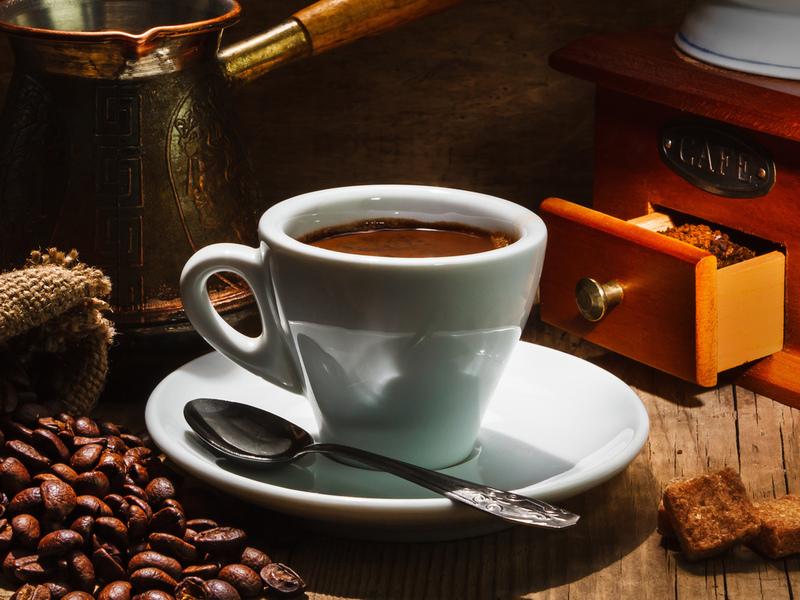 Неделя кофе: Афины 30 сентября - 2 октября.