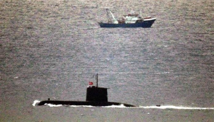 Greece Submits Complaint to NATO Over Turkish Submarines in Aegean Waters