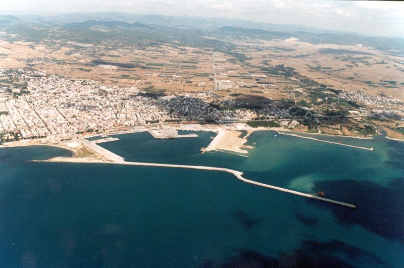 Порт Александруполис будет передан в концессию уже в этом году.