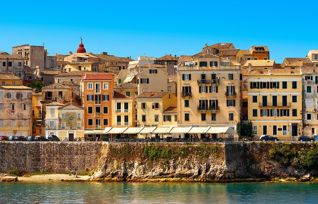 British drama to be filmed on Corfu