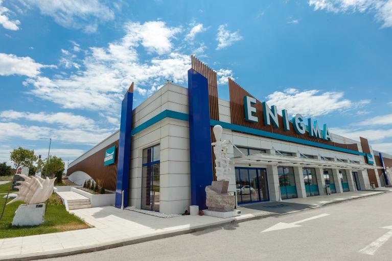 Выгодные покупки в Enigma Shopping center
