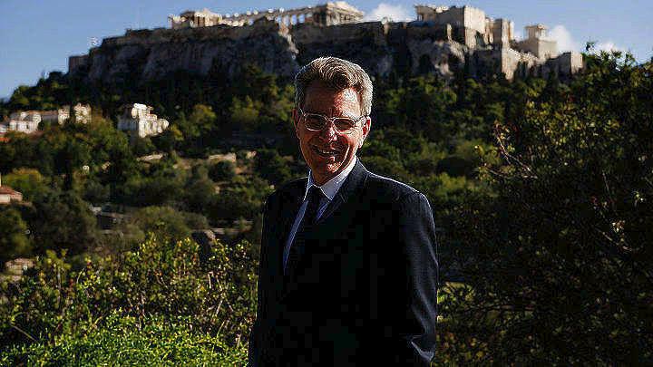 «Προσδοκώ να δω περισσότερους Αμερικανούς τουρίστες στην Ελλάδα φέτος»