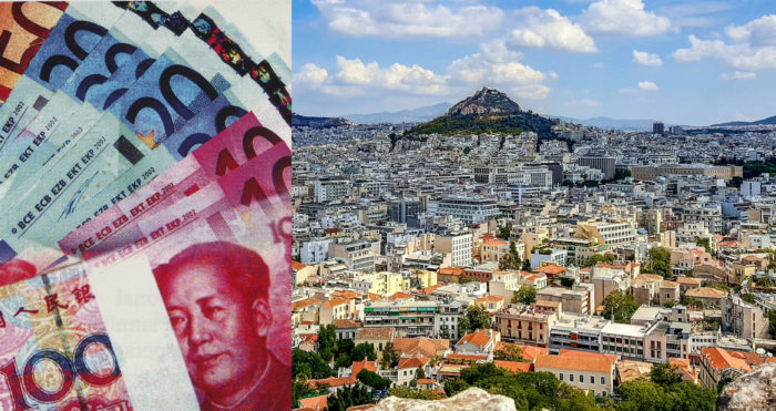 Chinese Investors Delivering Athens Real Estate Boom