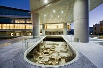 Музеят на Акропола е сред 20-те най-добри музеи в света