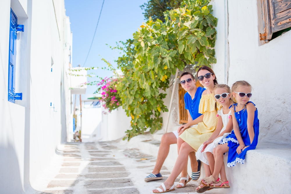 Greece will be in the Top 10 Best Travel Destinations in the World