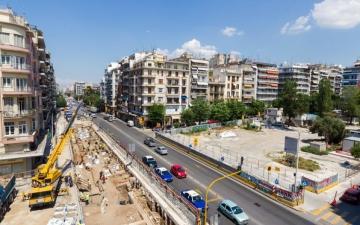 У Салоніках скоро відновляється будівництво метро