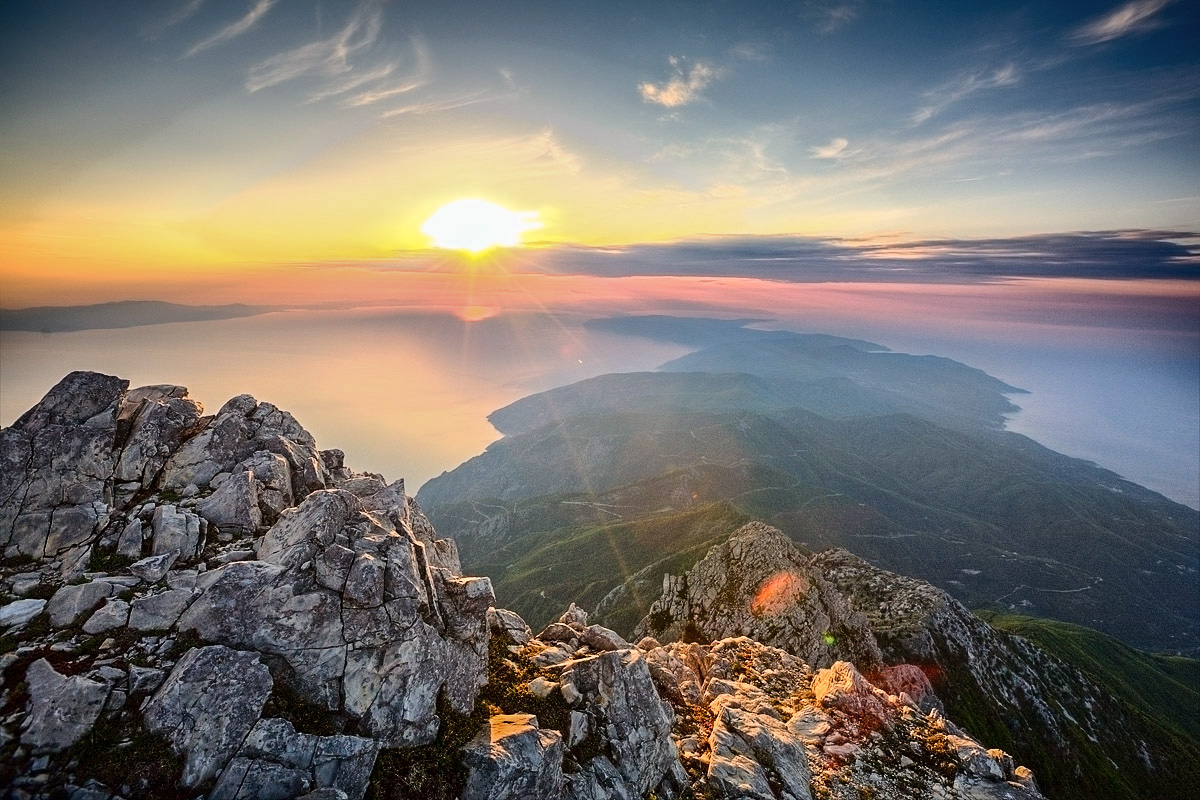 Свята гора Афон