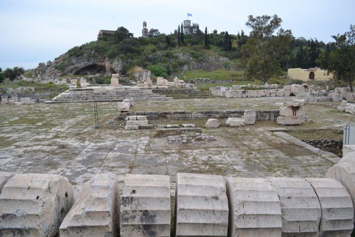Eleusis wird europäische Kulturhauptstadt 2021
