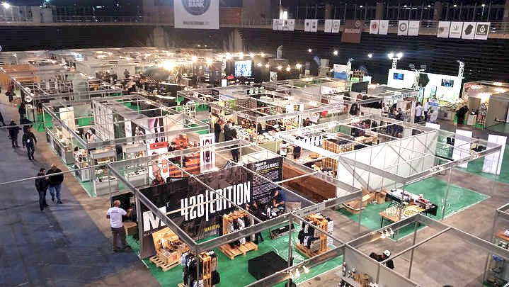 Inaugural Cannabis Expo Kicks Off in Athens