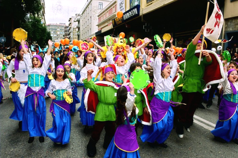 Greek Carnival and Clean Monday Traditions