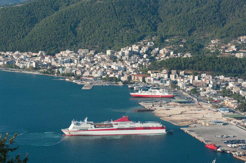 Greek Town Receives Top EU Mobility Award