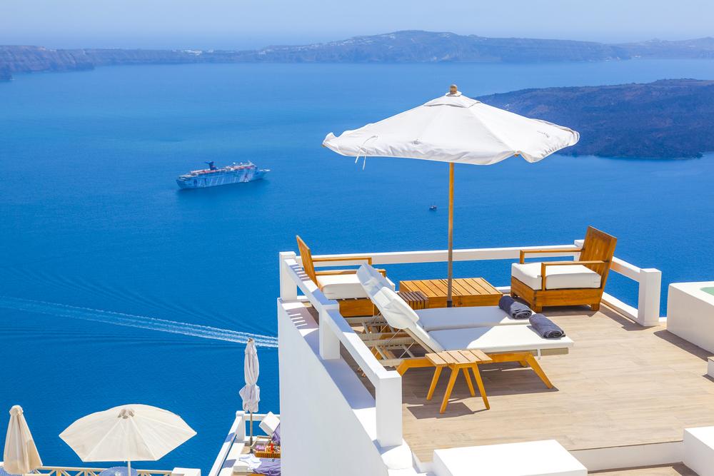 Греческие отели вышли в лидеры рынка в 2019 году