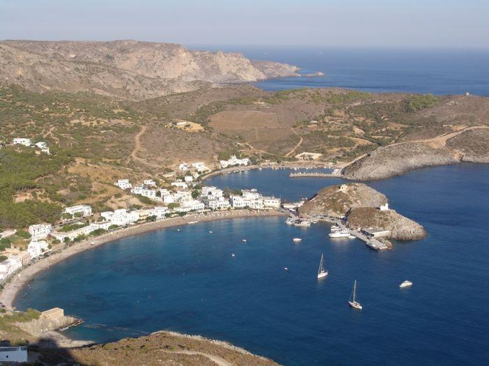 Reise nach Kythera – Keine Insel des anonymen Massentourismus