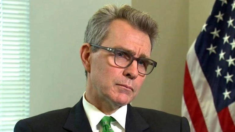 Ambassador Pyatt: US has Strategic Interest in Greece