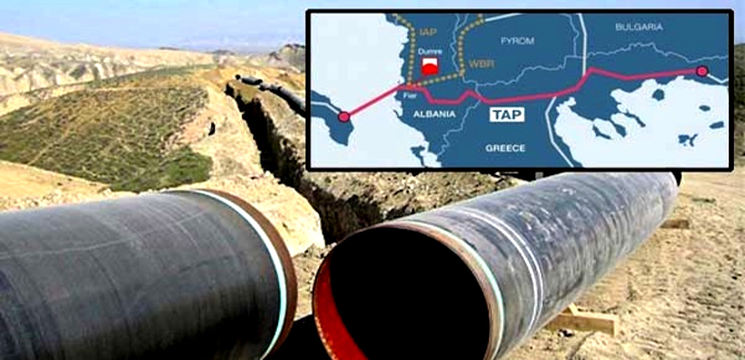 European Commission Approves Greece-Azerbaijan Gas Pipeline Deal