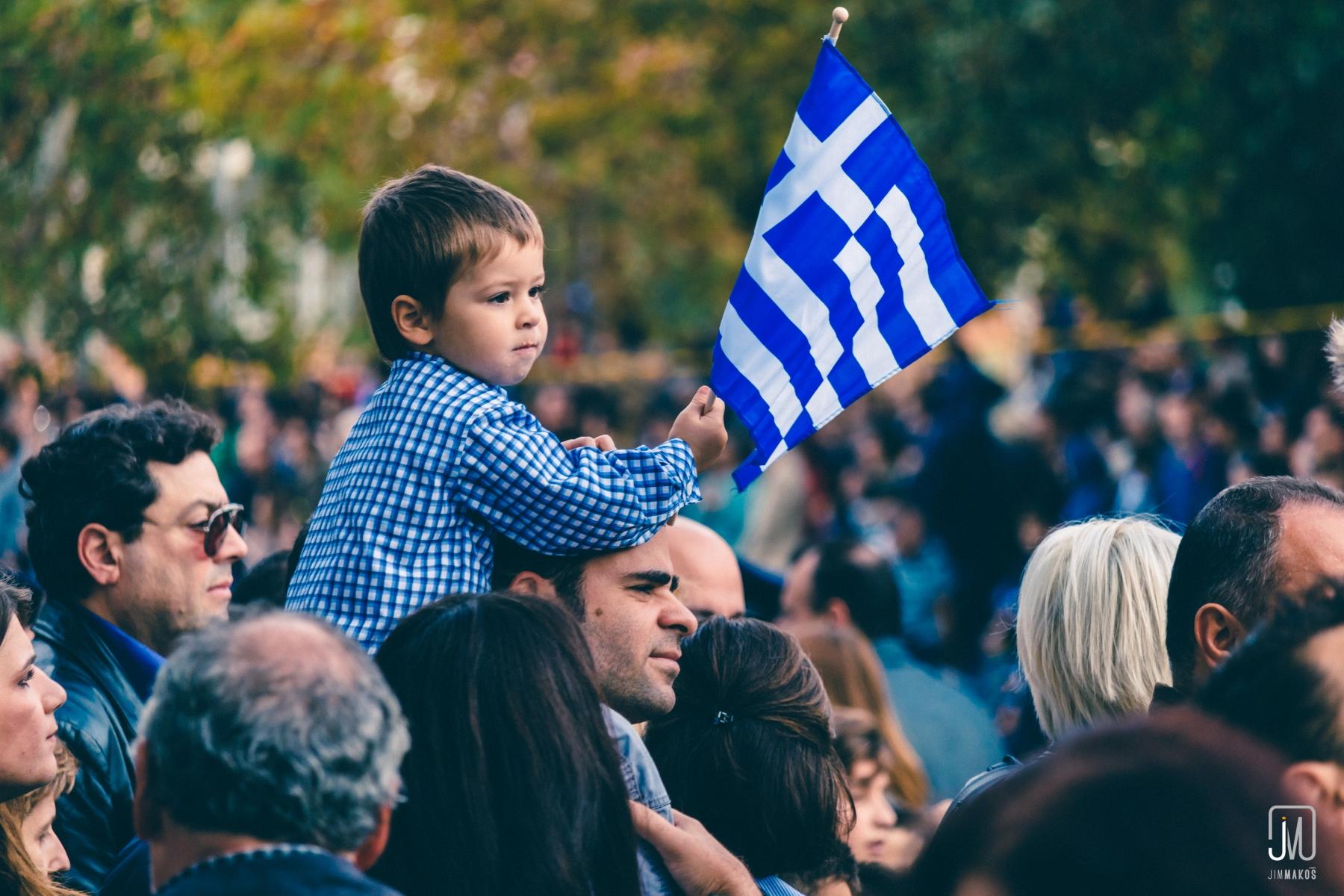День ОХИ в Греции: история праздника
