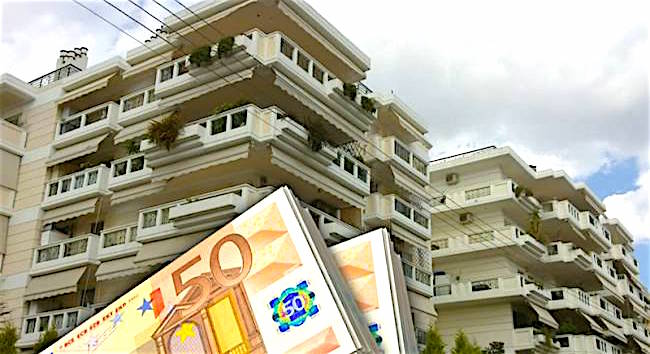 Homes Worth Up to 300,000 Euros to be Exempt From E-Auctions