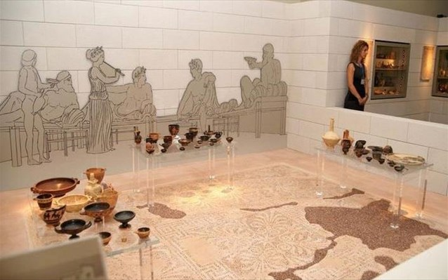Archaeological Treasures from Amvrakia on Display at Arta Museum