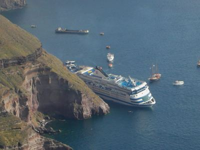 Ministries Set Up Team to Examine Raising 'Sea Diamond' Wreck