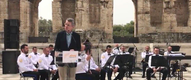 Τζ. Πάιατ: Συστήνω στους Αμερικανούς να επισκεφθούν την Ελλάδα