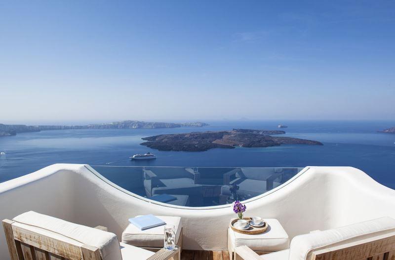 Греция в пятерке лучших стран для роскошного отдыха