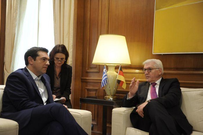 Steinmeier in Athen: Deutsch-Griechische Zusammenarbeit auf gutem Weg