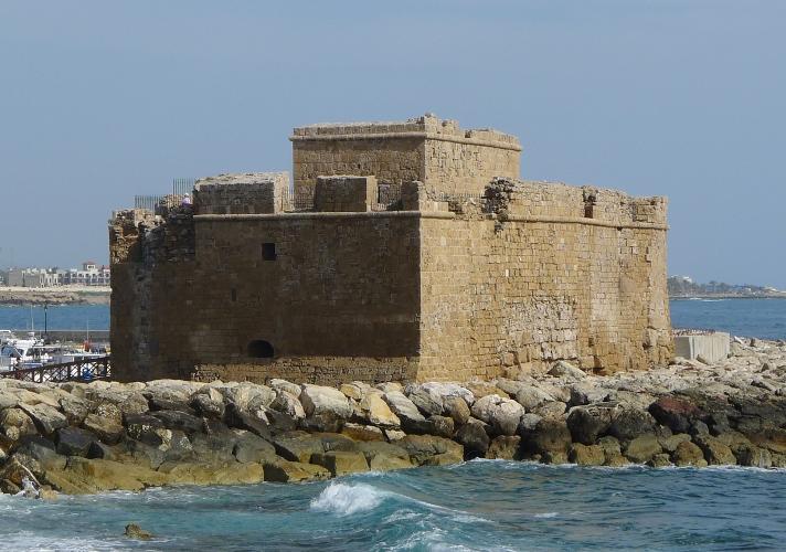 Пафос-древняя столица Кипра
