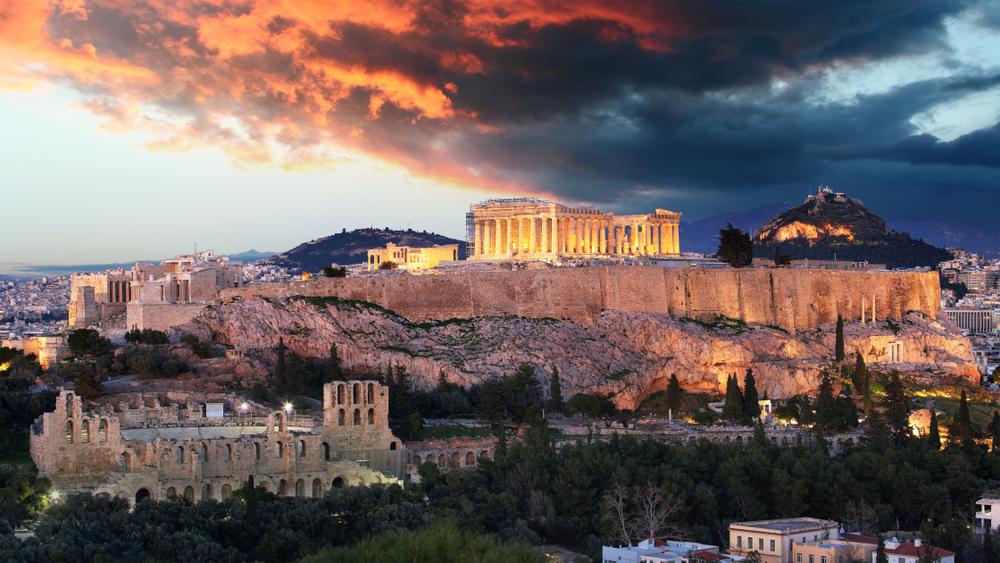 Что посетить в Греции в ноябре