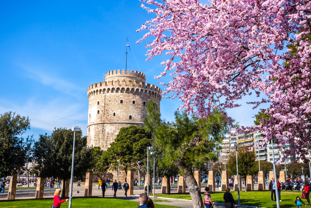 Was kann man in Thessaloniki nach dem Umzug machen?
