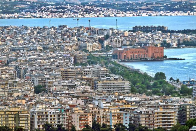 Greece's housing market reeling