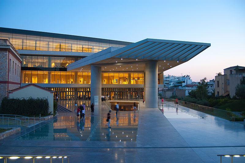 Новий музей Акрополя
