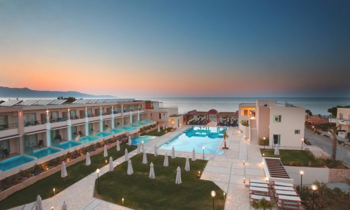 Greece's Crete has 2nd Largest Number of Beachfront Hotels in the Mediterranean