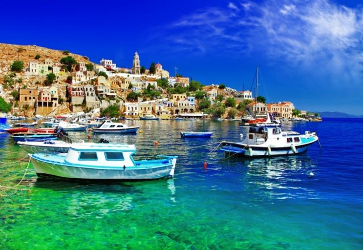 Греция - самое востребованное летнее направление на российском туристическом рынке
