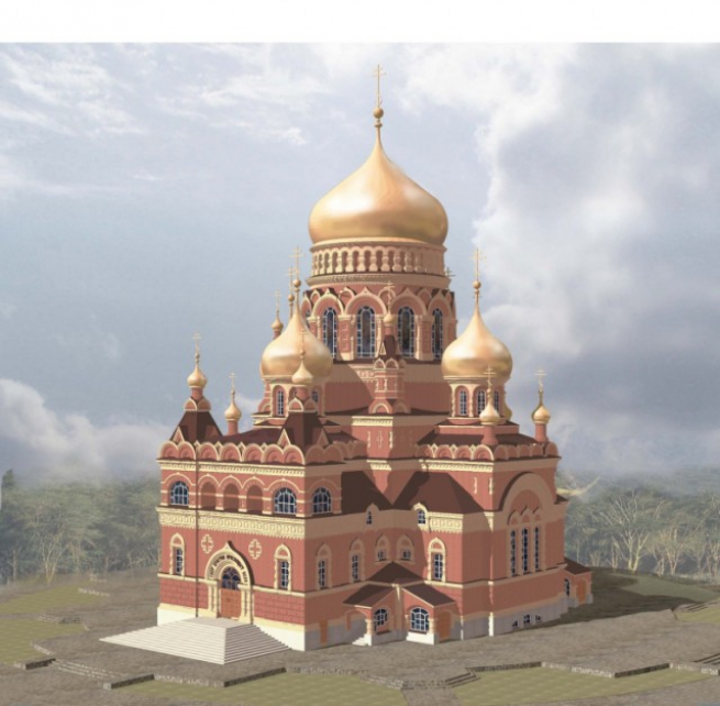 Бизнесмен из России вложит 5 млн евро в строительство храма в Александруполи