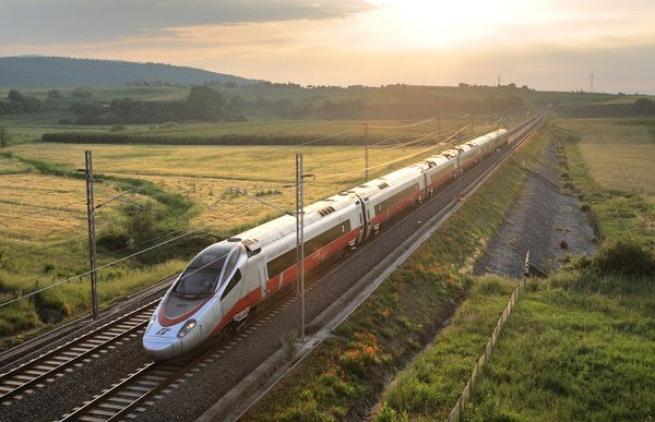 Потяг «Срібна стріла» пройшов успішні випробування