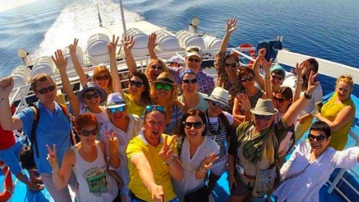 Διπλάσιος ο αριθμός των Ρώσων τουριστών στην Ελλάδα