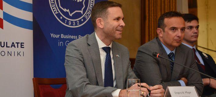 Γενικός πρόξενος των ΗΠΑ: Αμερικανικές επιχειρήσεις δείχνουν έντονο ενδιαφέρον