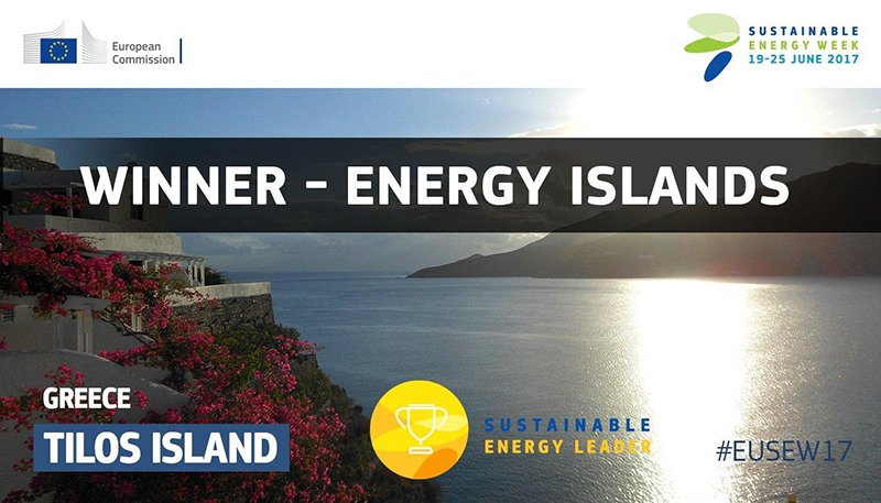 Tilos Becomes the First Greek Island to Achieve Energy Autonomy