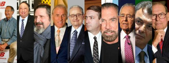 Greeks Who Made It on the 2016 Forbes Richest List
