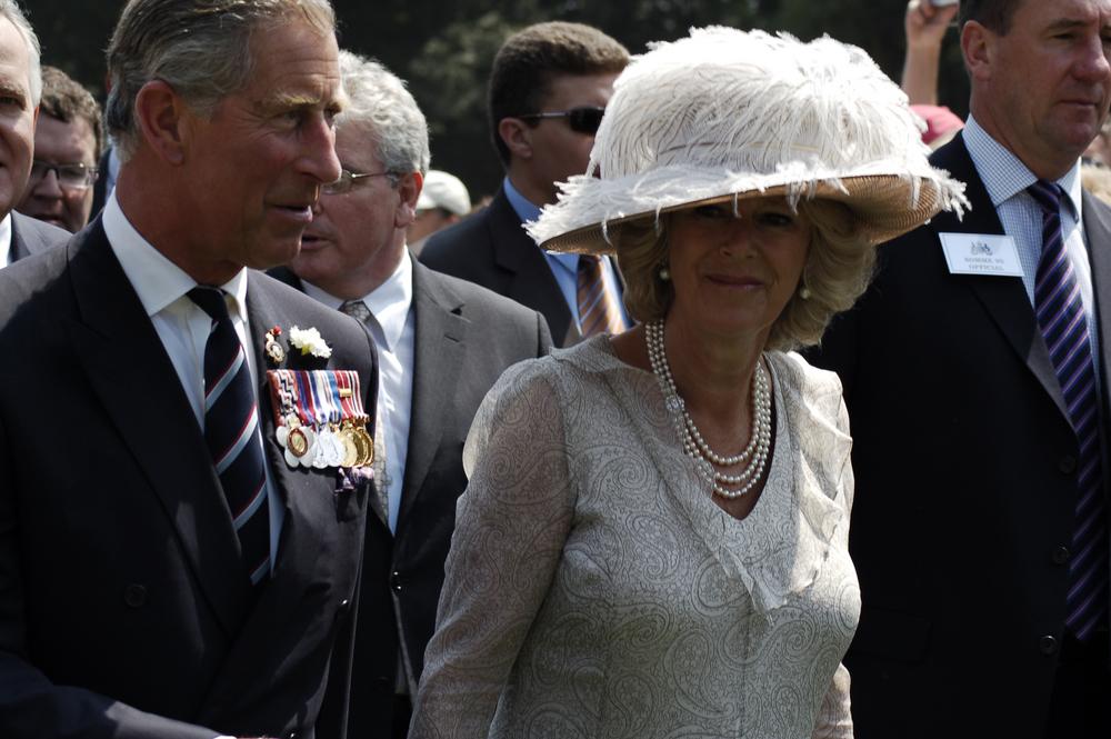Британская королевская пара впервые посетит Грецию